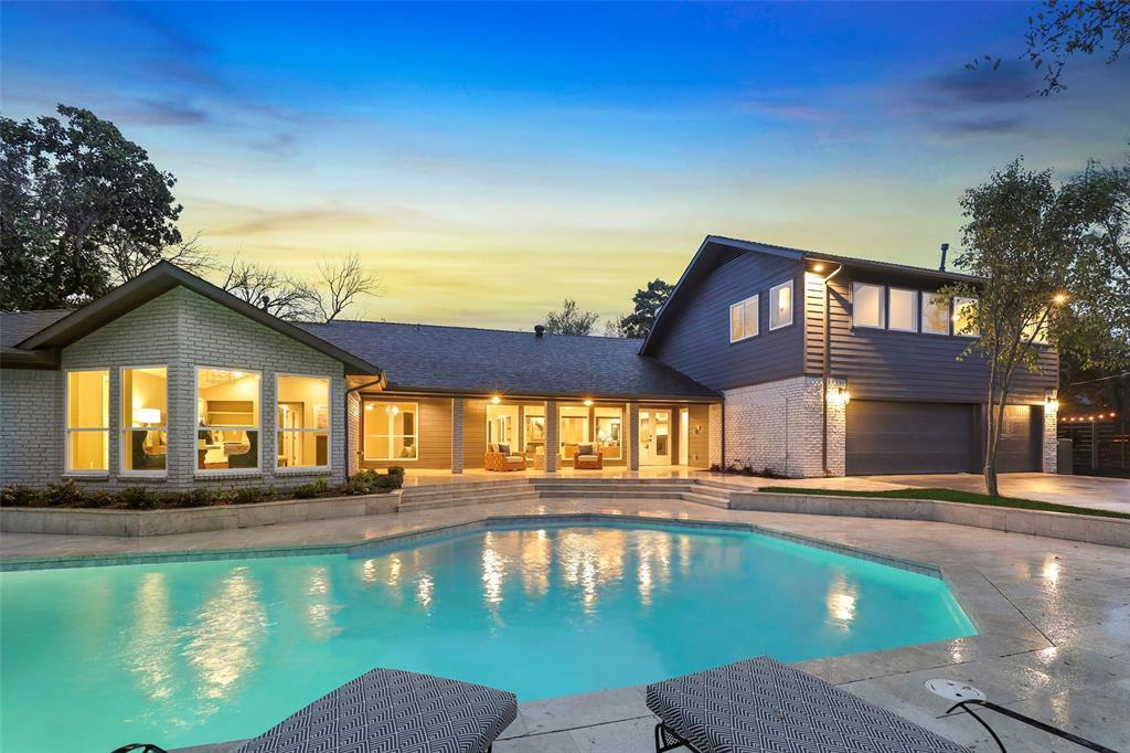 Dallas Luxury Real Estate | 7719 Maplecrest Drive Dallas, Texas 75254 32