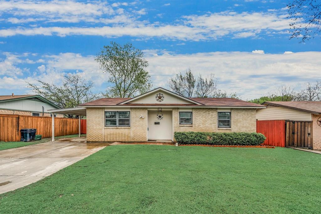 Sold Property | 2330 Narobi Place Mesquite, TX 75149 1