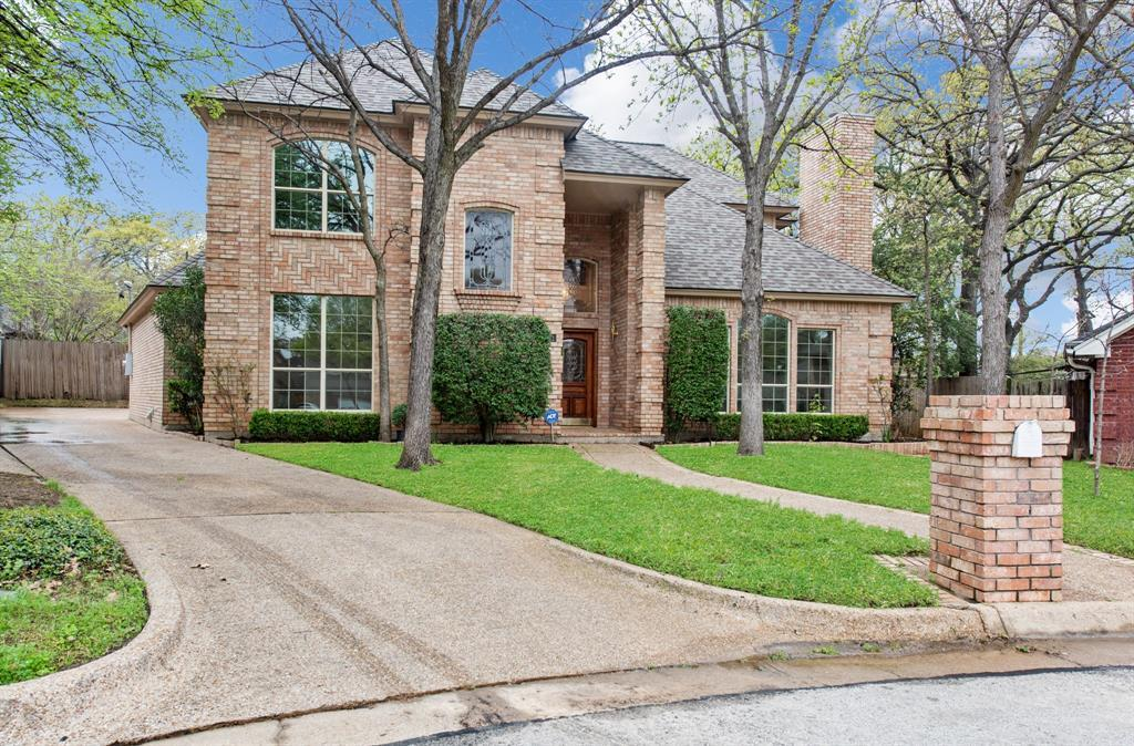 Sold Property | 2311 Ox Bow  Court Arlington, TX 76006 2