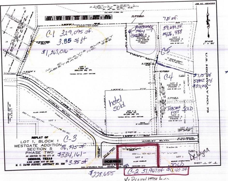 Sold Property | 3416 Ansley Lane Denison, Texas 75020 5