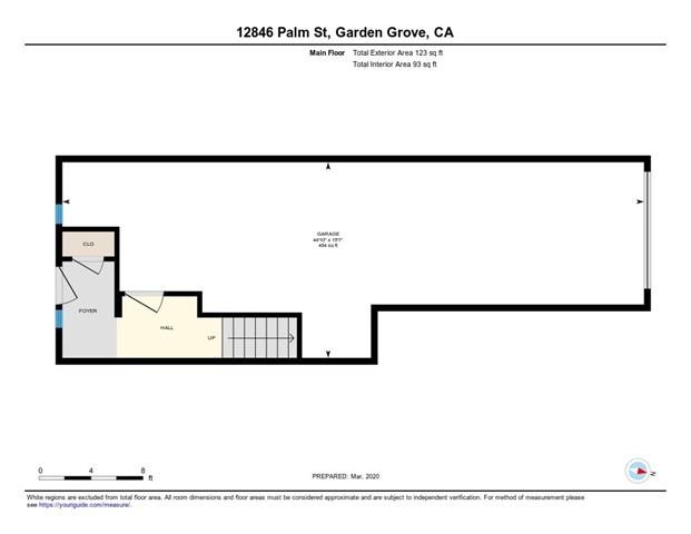 Closed | 12846 Palm Street #4 Garden Grove, CA 92840 20