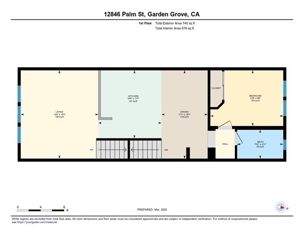 Closed | 12846 Palm Street #4 Garden Grove, CA 92840 21