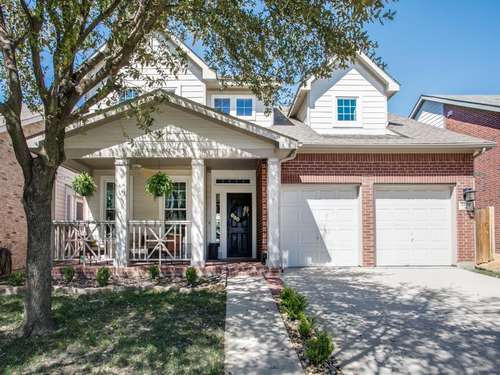 Sold Property | 3929 Tidball Drive Fort Worth, TX 76244 0