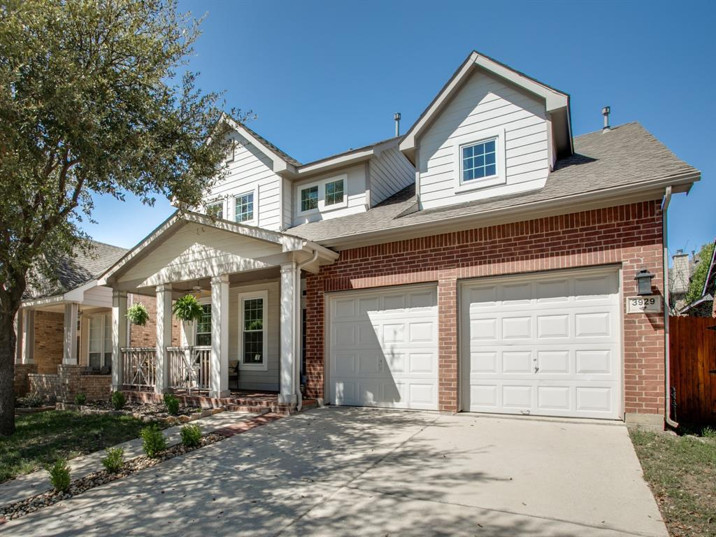 Sold Property | 3929 Tidball Drive Fort Worth, TX 76244 1