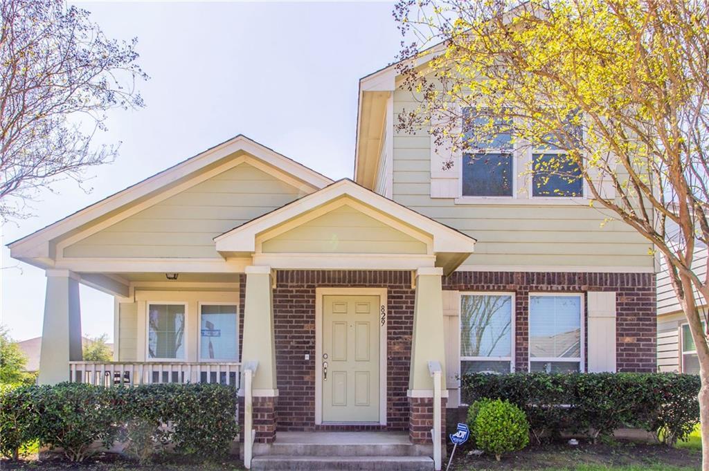 Sold Property   829 Noatak Trail Pflugerville, TX 78660 0