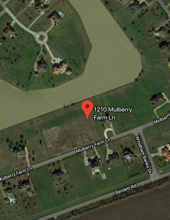 Active | 1210 Mulberry Farm Lane Richmond, TX 77469 1