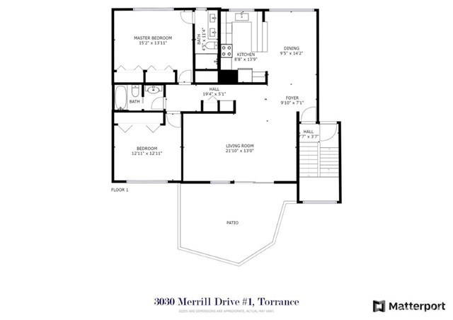 Closed | 3030 Merrill Drive #1 Torrance, CA 90503 28