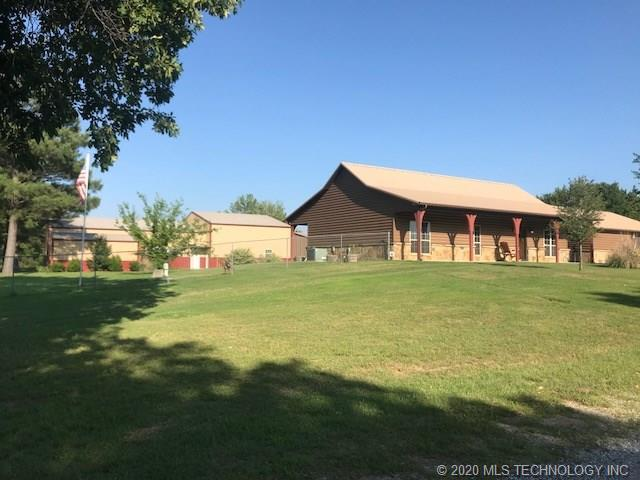 Eufaula lake property Lake life Massive shops workshops | 146 Comanche Street Canadian, OK 74425 3
