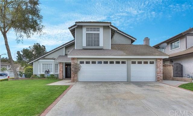 Closed | 2465 Brookhaven  Drive Chino Hills, CA 91709 0