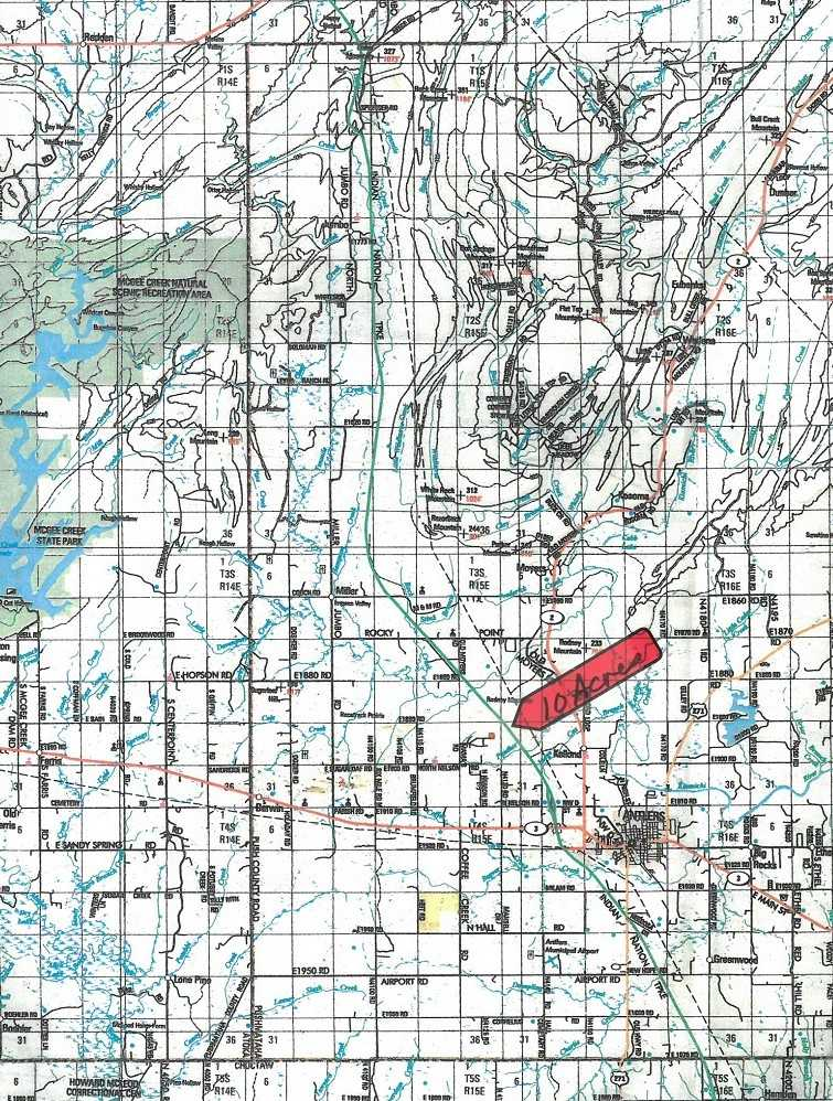 Sold Property | 10 Wooded Acres Antlers, OK 74523 7