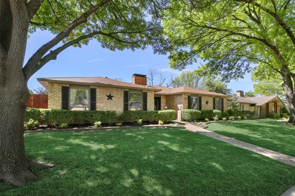 Dallas Real Estate   7726 El Santo Lane Dallas, Texas 75248 2