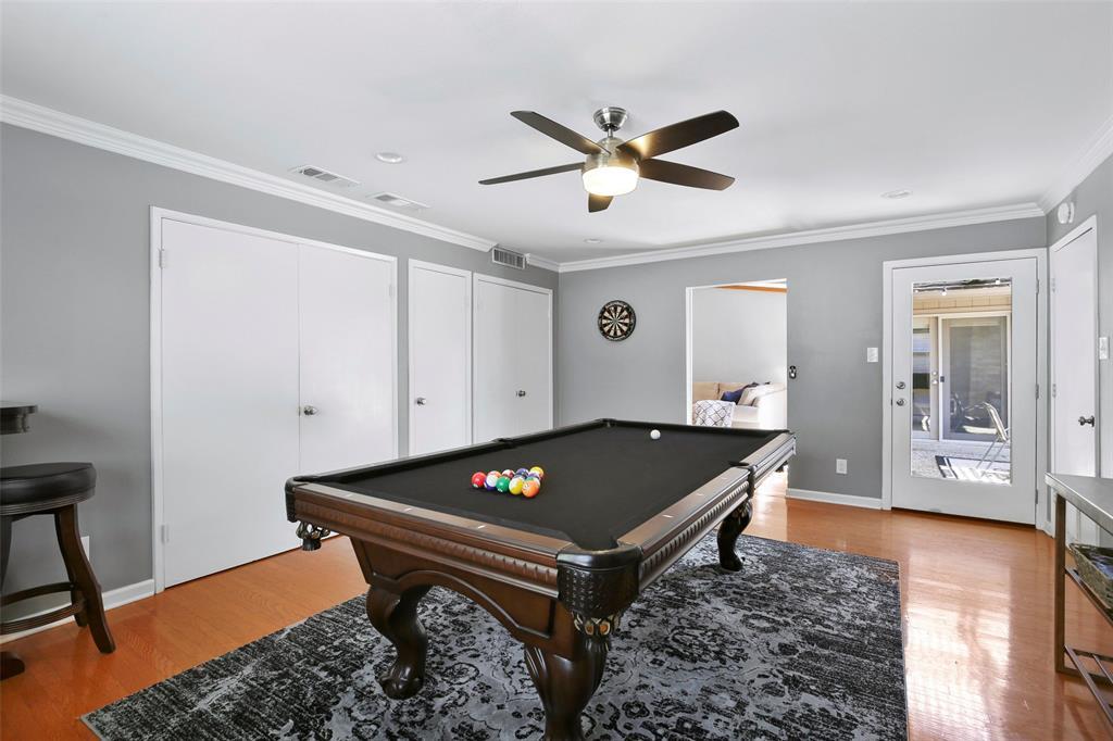 Dallas Real Estate   7726 El Santo Lane Dallas, Texas 75248 11