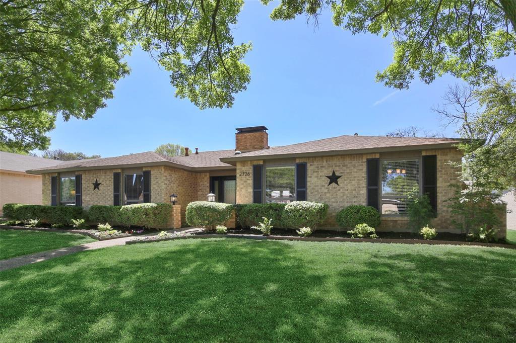 Dallas Real Estate   7726 El Santo Lane Dallas, Texas 75248 3