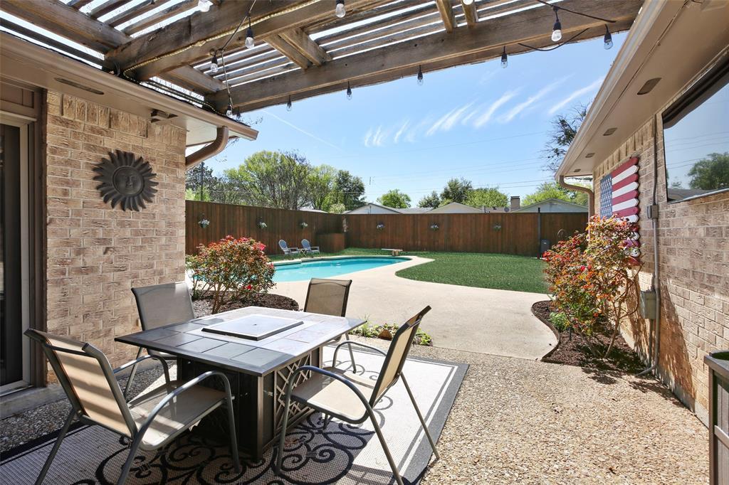 Dallas Real Estate   7726 El Santo Lane Dallas, Texas 75248 27