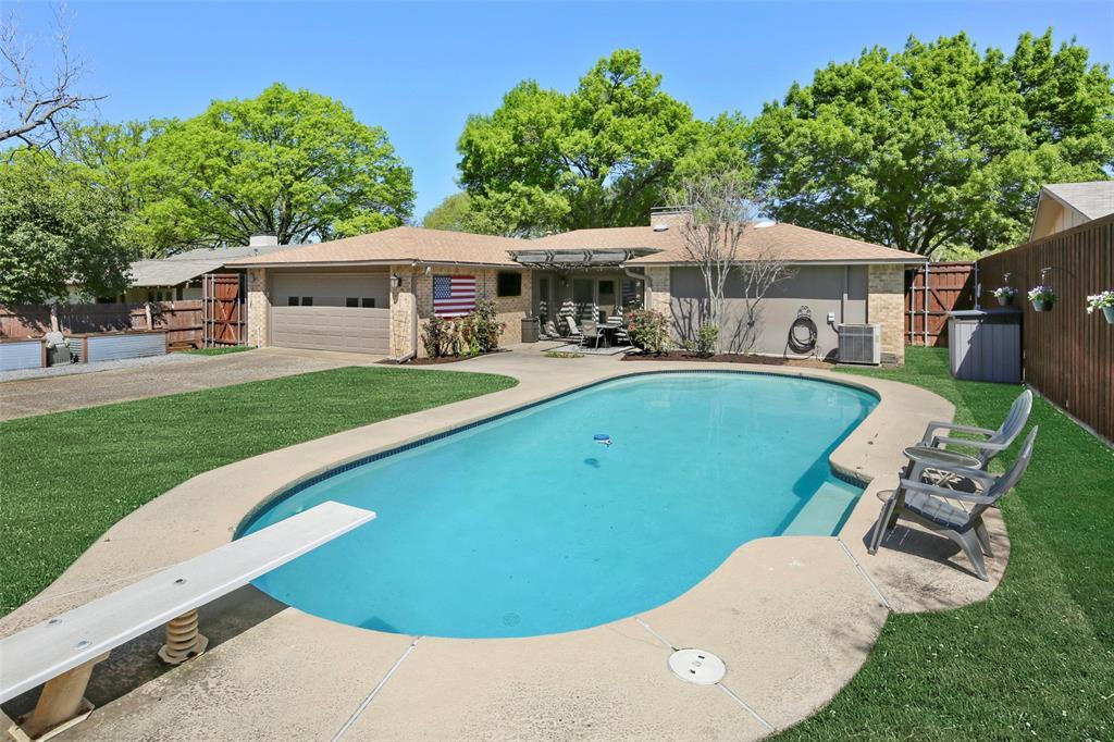 Dallas Real Estate   7726 El Santo Lane Dallas, Texas 75248 28