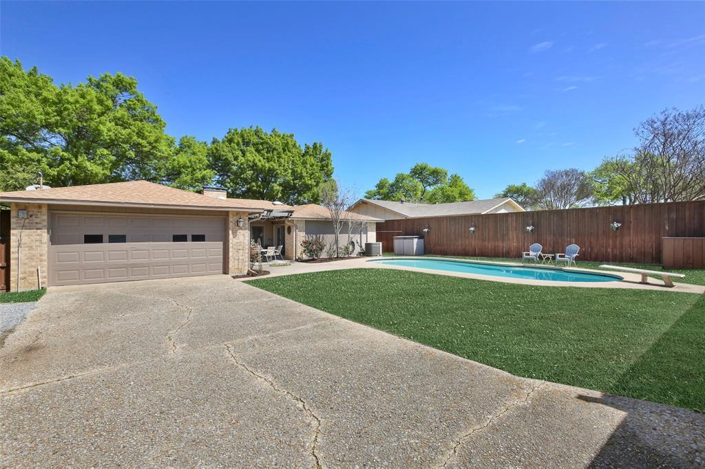 Dallas Real Estate   7726 El Santo Lane Dallas, Texas 75248 29