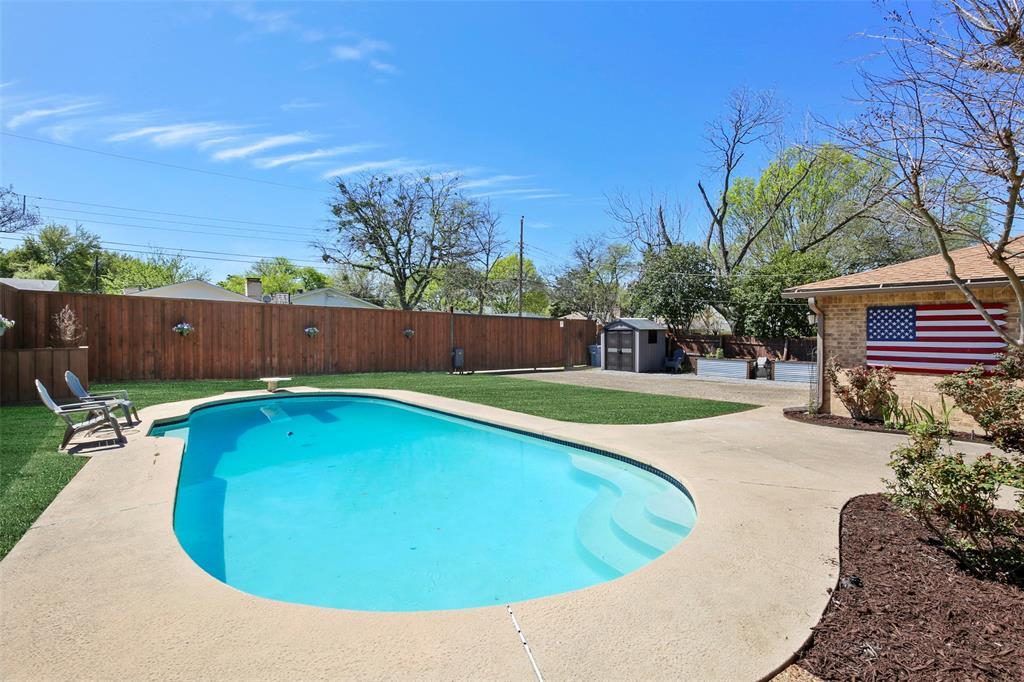 Dallas Real Estate   7726 El Santo Lane Dallas, Texas 75248 30