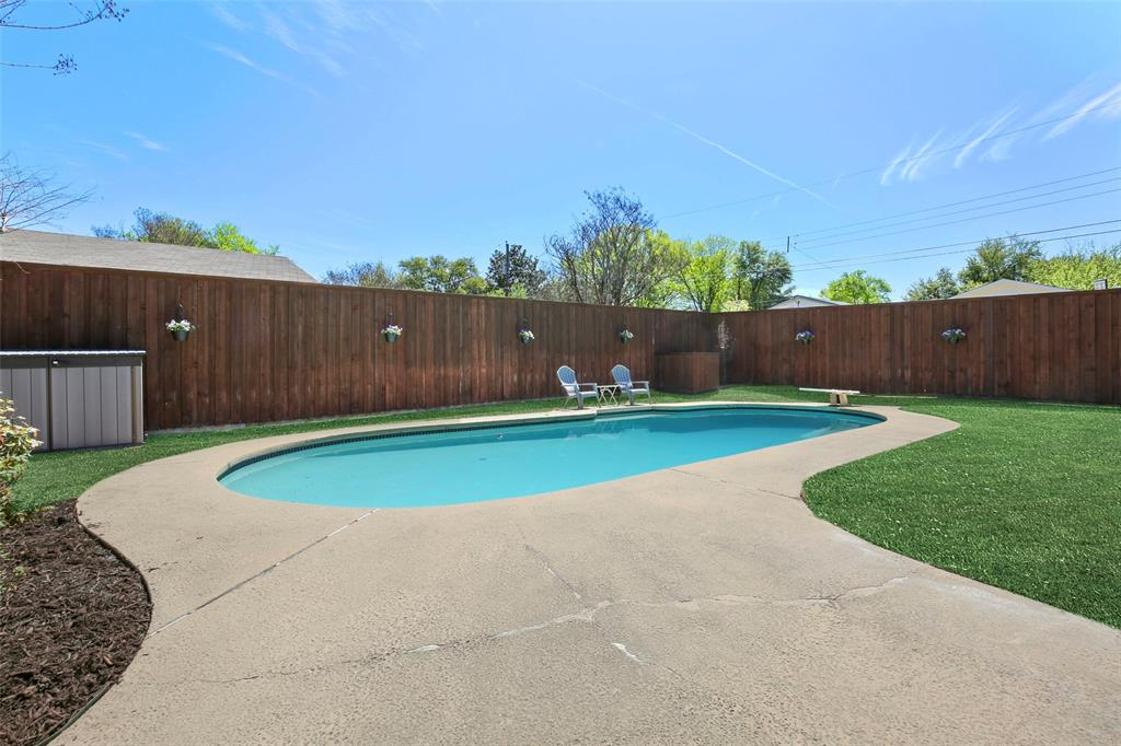 Dallas Real Estate   7726 El Santo Lane Dallas, Texas 75248 31