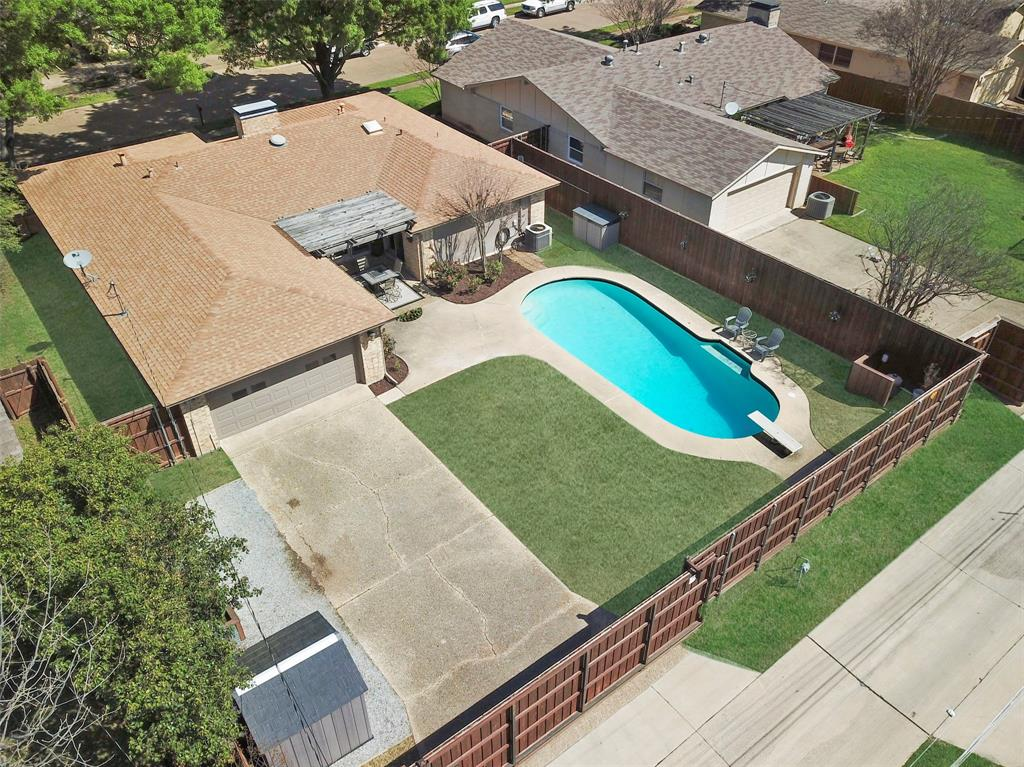 Dallas Real Estate   7726 El Santo Lane Dallas, Texas 75248 34