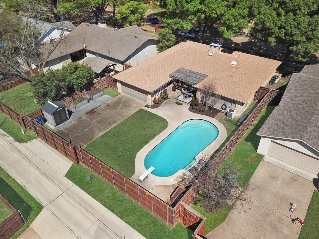 Dallas Real Estate   7726 El Santo Lane Dallas, Texas 75248 35