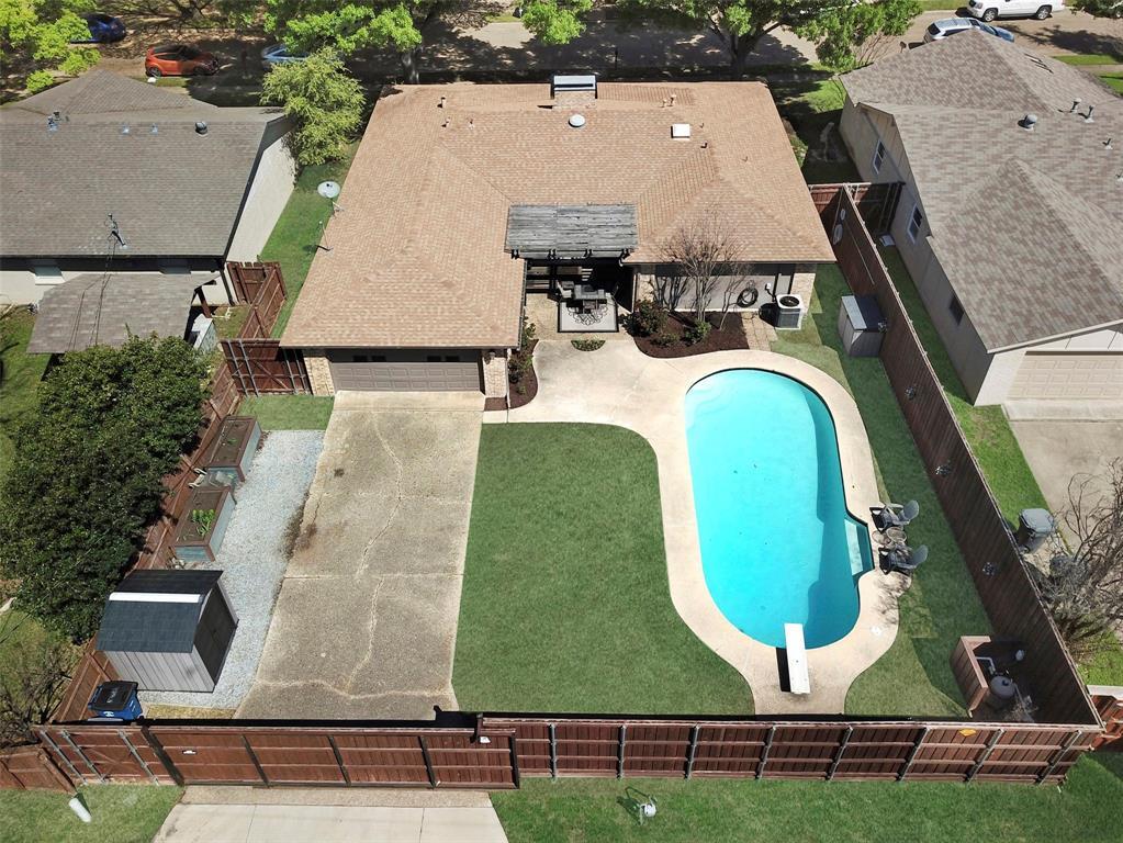 Dallas Real Estate   7726 El Santo Lane Dallas, Texas 75248 36