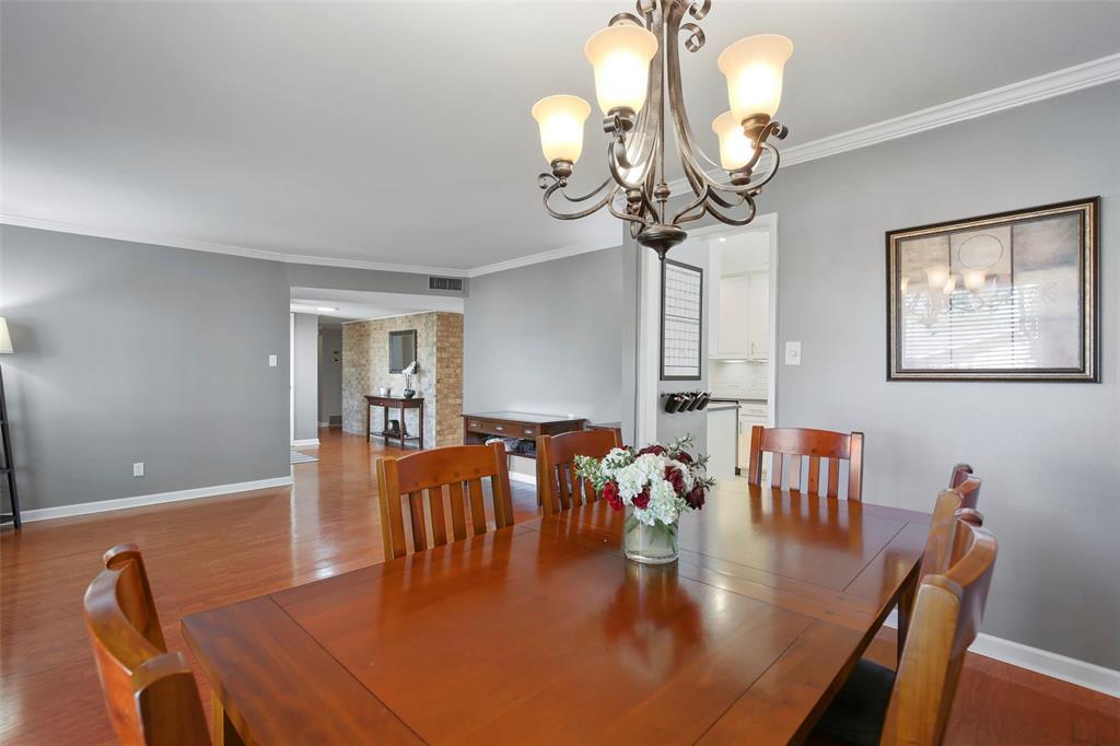 Dallas Real Estate   7726 El Santo Lane Dallas, Texas 75248 5