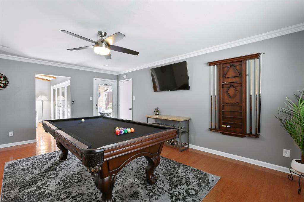 Dallas Real Estate   7726 El Santo Lane Dallas, Texas 75248 10