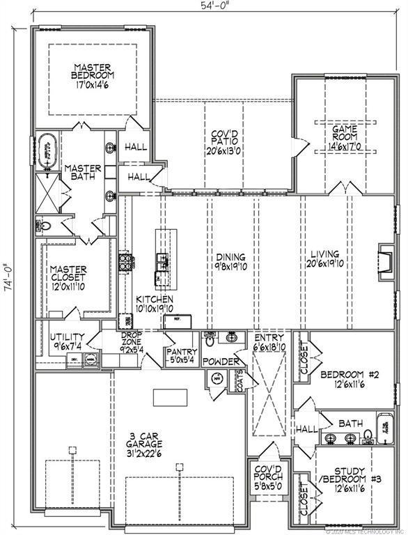 Active | 8731 S Quanah Avenue W Tulsa, OK 74132 1