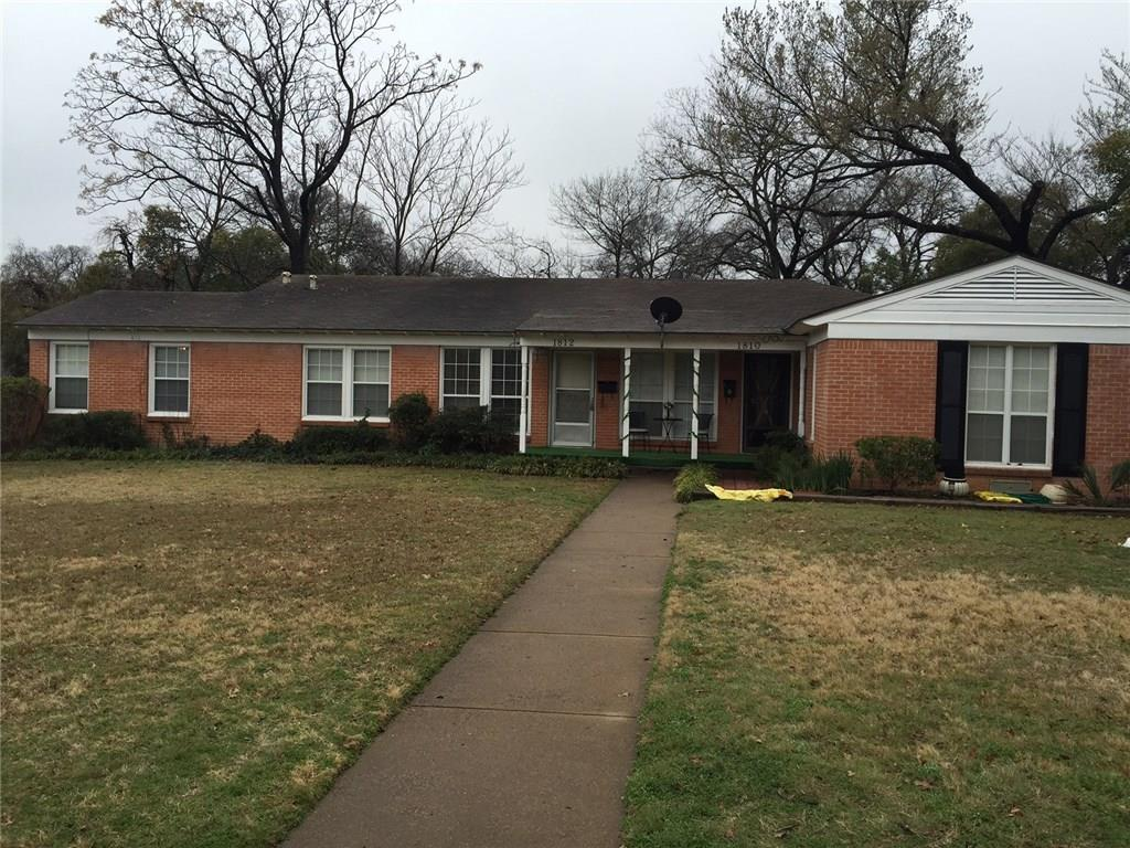 Leased | 1812 Mariposa  Drive Dallas, TX 75228 1