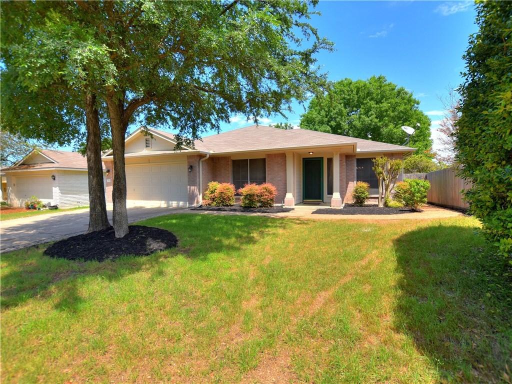 Sold Property | 3304 Zinfandel Lane Leander, TX 78641 1