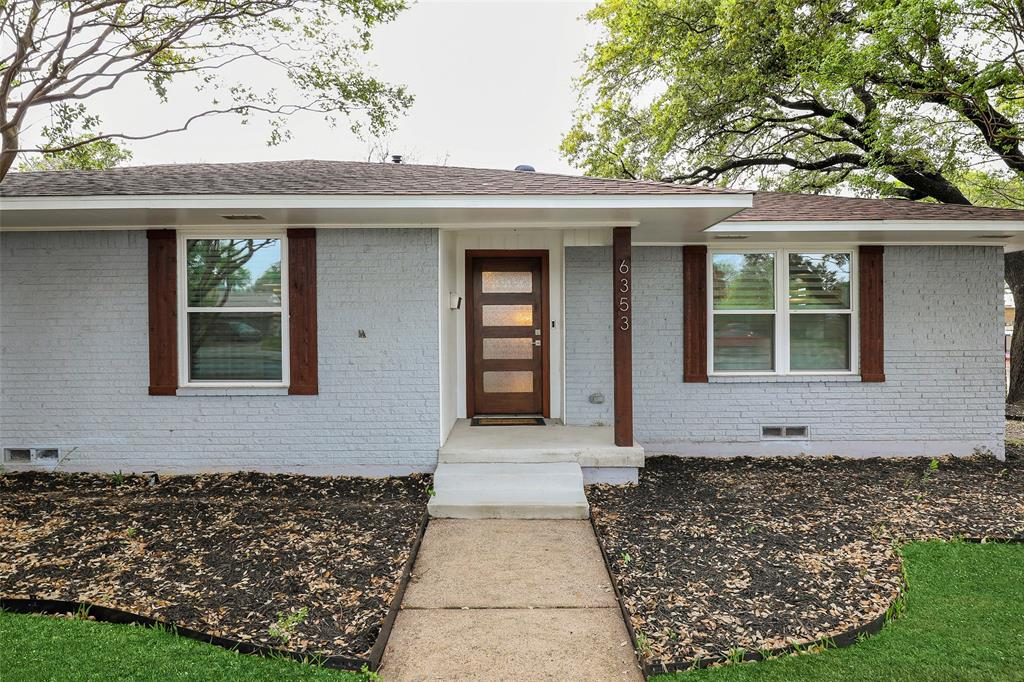 Dallas Real Estate | 6353 E Lovers Lane Dallas, TX 75214 1