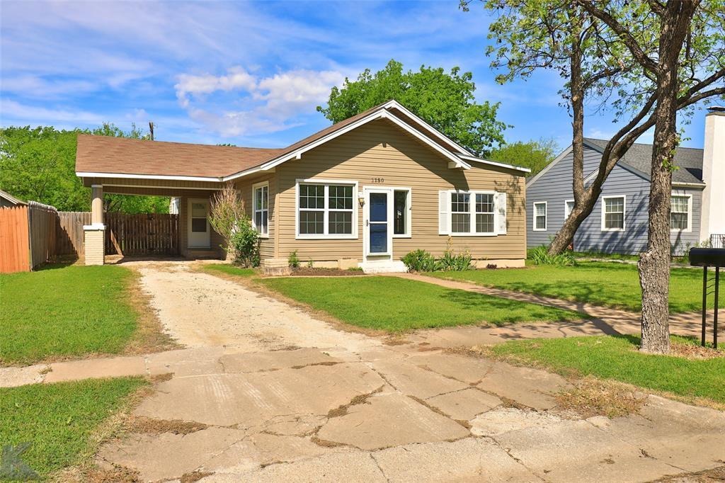 Sold Property | 1150 Vine Street Abilene, TX 79602 2