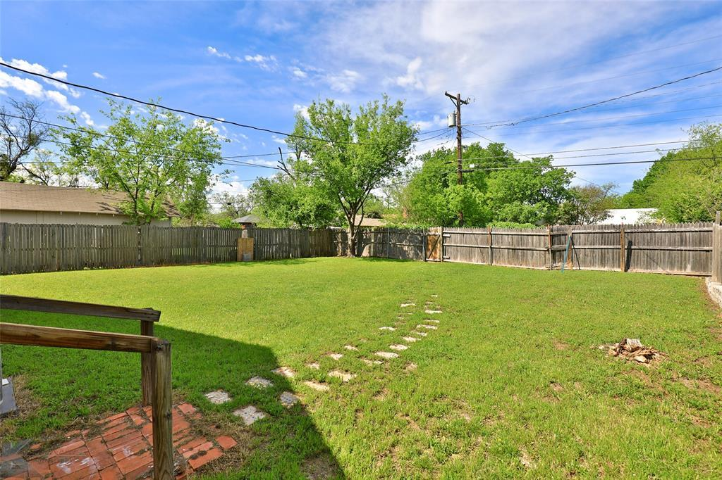 Sold Property | 1150 Vine Street Abilene, TX 79602 31