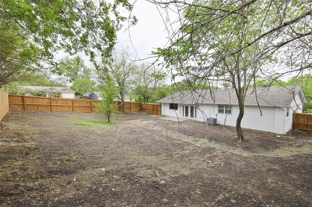 Sold Property | 1226 S Country Club Road Garland, Texas 75040 32