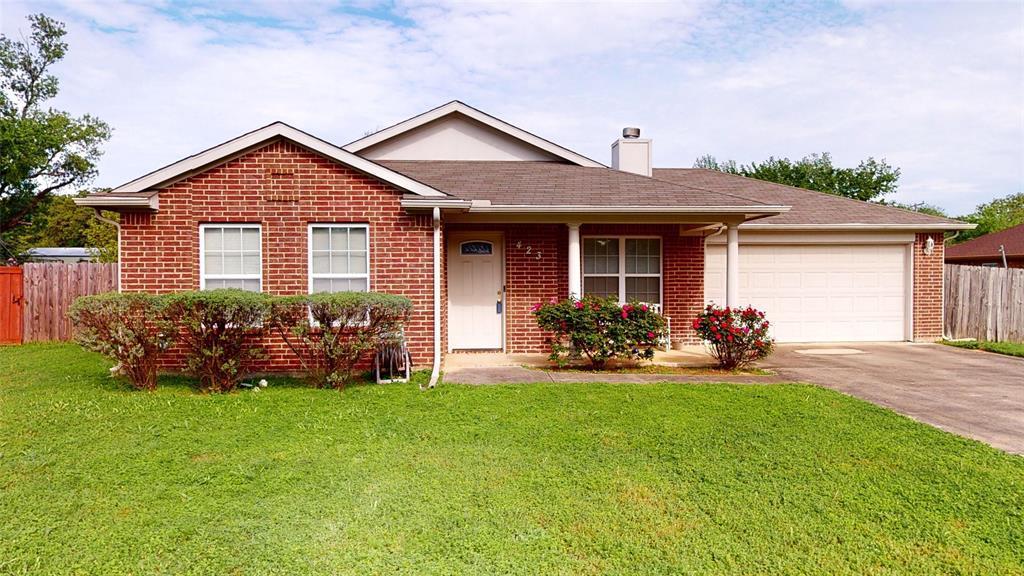 Sold Property | 423 Jordan Lane Arlington, TX 76012 1
