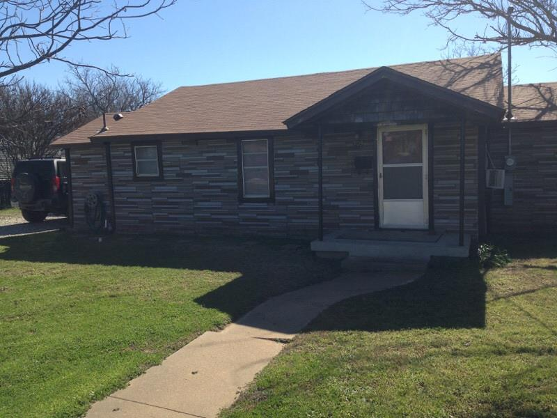 Sold Property | 709 Sw 17th Street Mineral Wells, Texas 76067 0