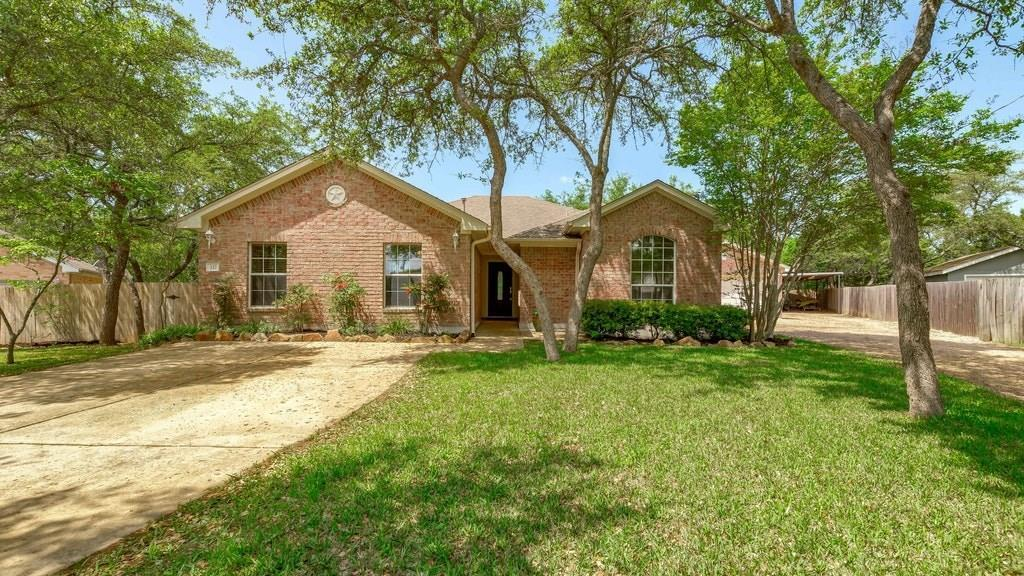 Sold Property | 117 Pebbles  DR Liberty Hill, TX 78642 1