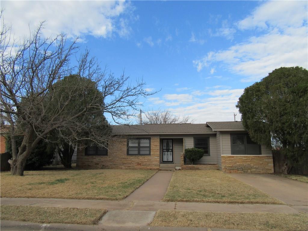 Sold Property | 518 Glenhaven Drive Abilene, Texas 79603 0