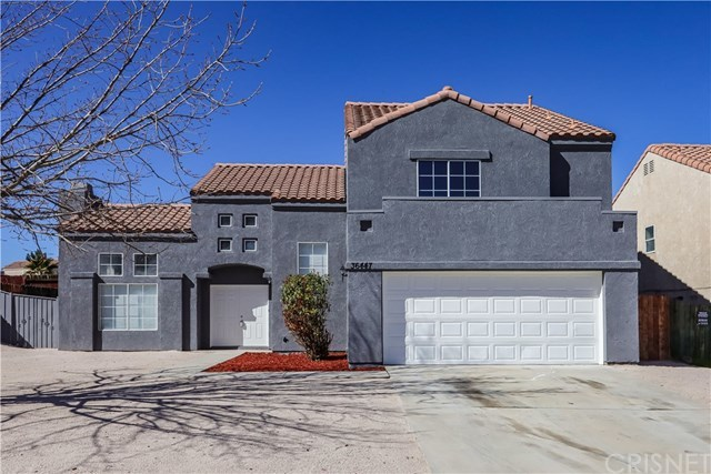 Closed | 36447 Clearwood Court Palmdale, CA 93550 0