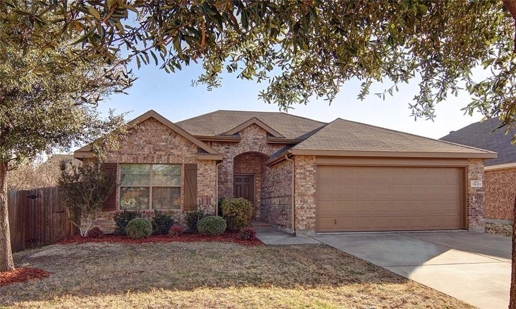 Sold Property | 1601 Wickham Drive Burleson, Texas 76028 0