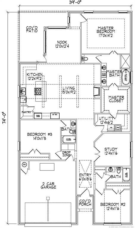 Active | 6320 E 127th Place S Bixby, OK 74008 1