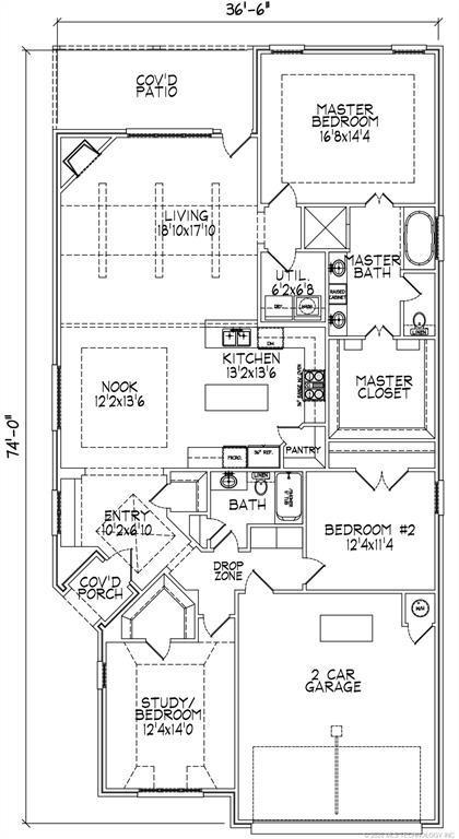 Active | 6302 E 127th Place S Bixby, OK 74008 1