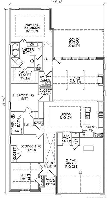 Active | 12736 S Norwood Avenue Bixby, OK 74008 10