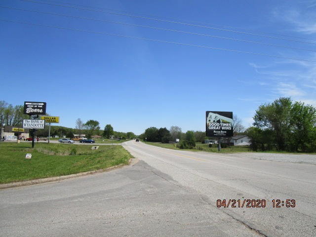 Active   Hwy 60 and 645 rds Wyandotte, OK 74370 3
