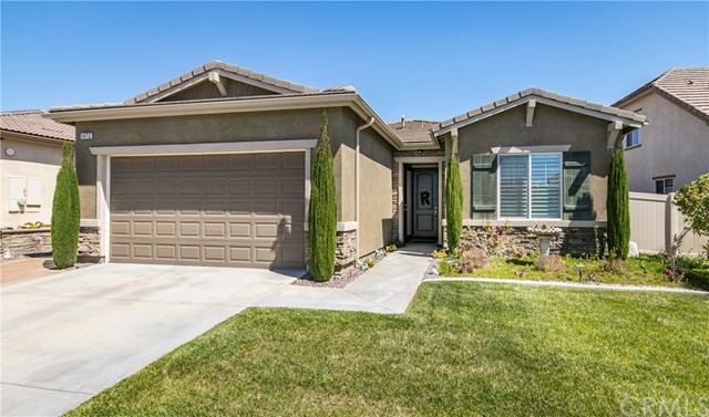 Closed | 1472 Tinkers Creek Beaumont, CA 92223 1