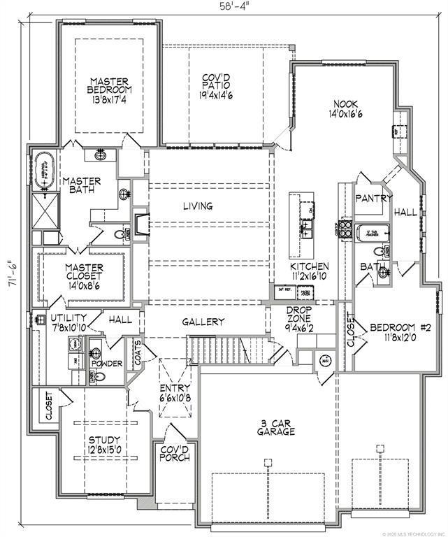 Active | 3703 E 115th Place S Tulsa, OK 74137 1