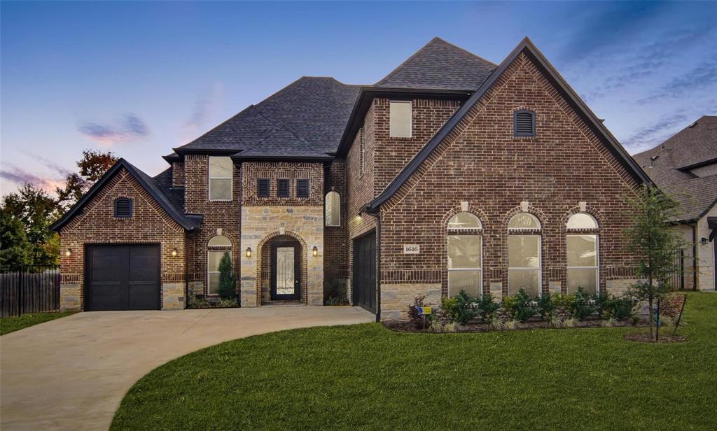 Sold Property | 1616 Country Club  Drive Mansfield, TX 76063 1