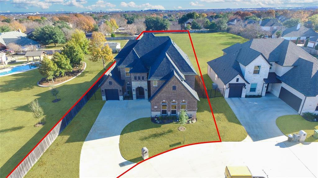 Sold Property | 1616 Country Club  Drive Mansfield, TX 76063 2