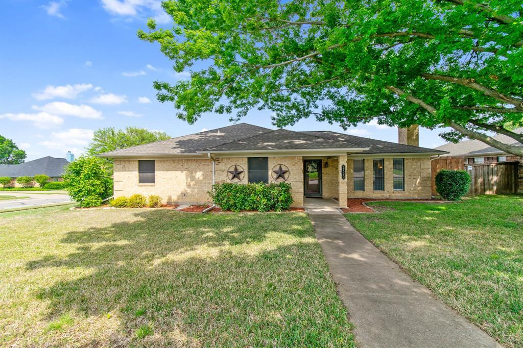 Sold Property | 2820 Clearmeadow Street Bedford, Texas 76021 1