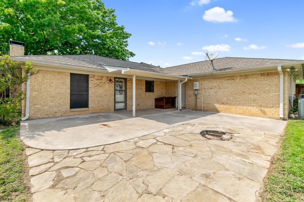 Sold Property | 2820 Clearmeadow Street Bedford, Texas 76021 31